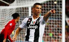 Manchester United-Juventus, en directo