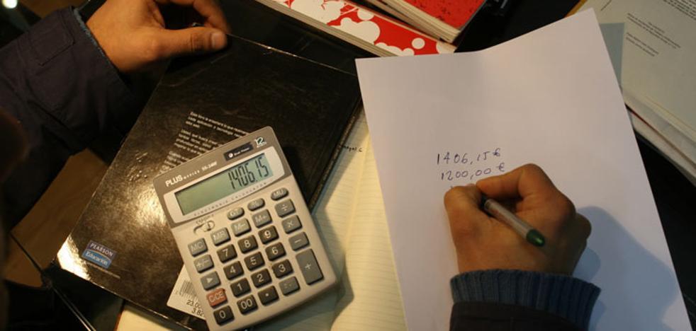 Los notarios denuncian «inseguridad» y aplazamientos en la firma de hipotecas