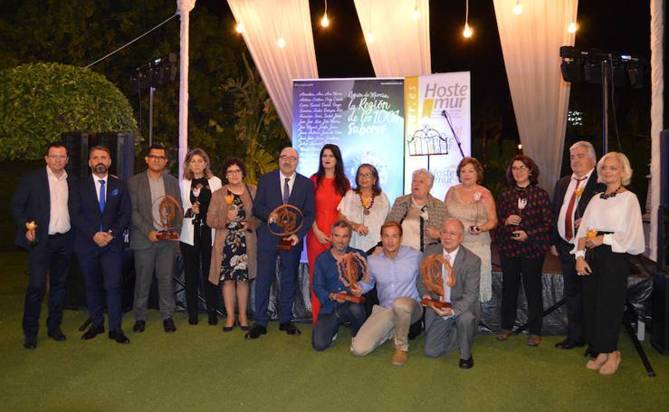 Los premios anuales de Hostemur ponen en valor el tardeo y el tapeo murcianos