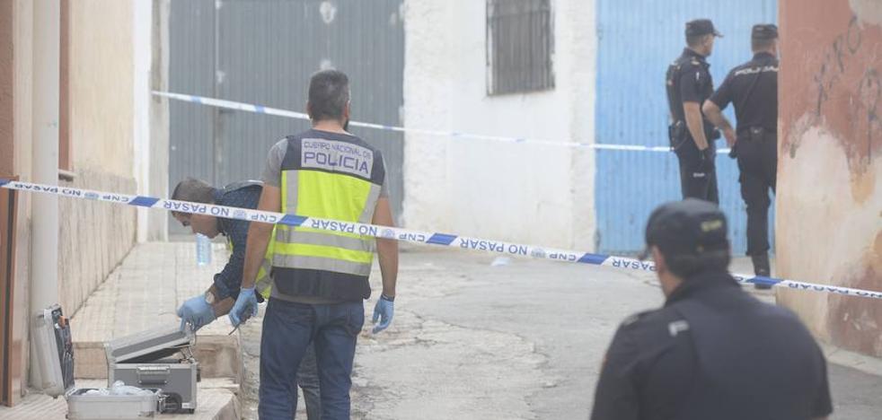 Dos heridos en un tiroteo en el barrio cartagenero de Los Mateos