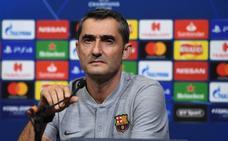 Valverde: «No me da urticaria lo de la 'Messidependencia'»