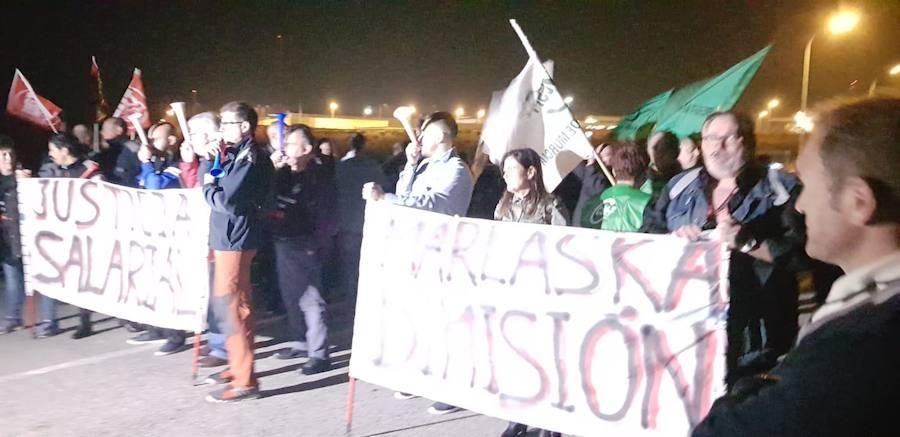 Los funcionarios de Prisiones inician hoy una huelga general de seis días