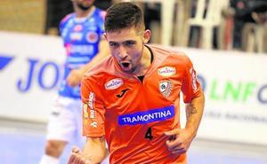 Felipe Valerio reforzará a ElPozo en el próximo mercado de invierno