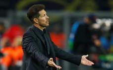 Simeone: «El Dortmund fue superior»