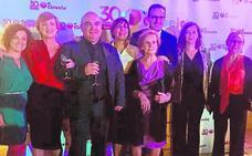El Ciruelo celebra 30 años en el palacio de Pastrana