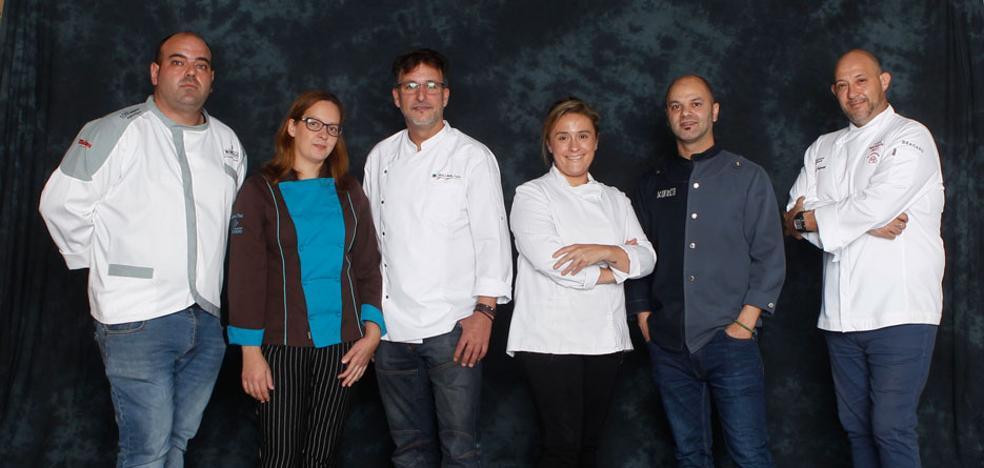 «Mesas Top Murcia». Seis restaurantes 'top' de la Región ponen el mantel para los lectores de 'La Verdad'