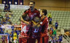 ElPozo remonta en la segunda parte y sigue en la Copa del Rey tras ganar 1-5 al Rivas Futsal