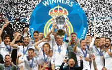 La Liga de Campeones y la Liga Europa dejan casi 300 millones a los clubes españoles