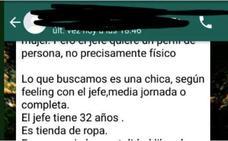 Una chica comparte la «asquerosa» propuesta que le hicieron al apuntarse a una oferta de trabajo