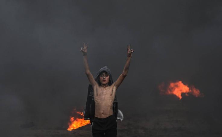 Altercados en la Franja de Gaza
