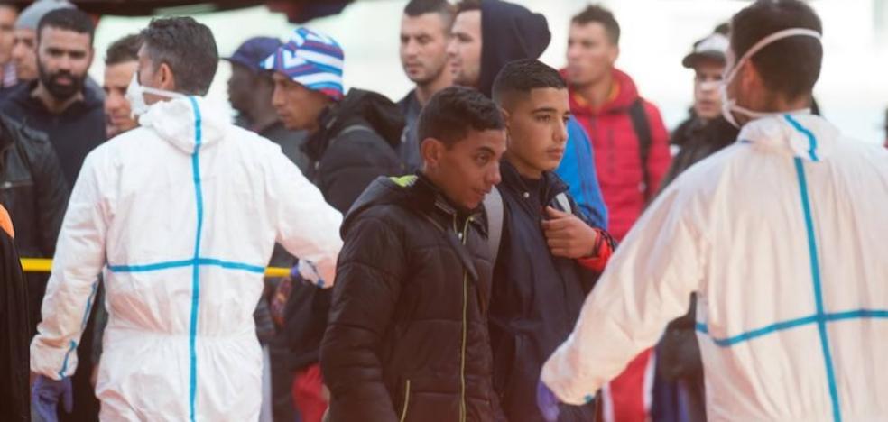 El Gobierno regional reclama la financiación que le corresponde por acoger menores extranjeros no acompañados