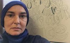 La cantante irlandesa Sinéad O'Connor se convierte al islam
