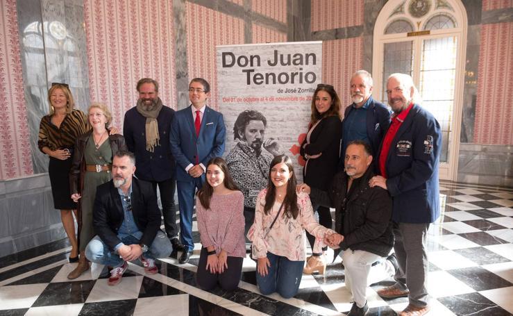 'Don Juan Tenorio' cumple 29 años en el Teatro Romea