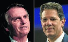 Brasil elige presidente sumido en el extremismo