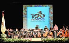 Concierto de la Orquesta de la Región por el centenario de 'La Oración en el Huerto'