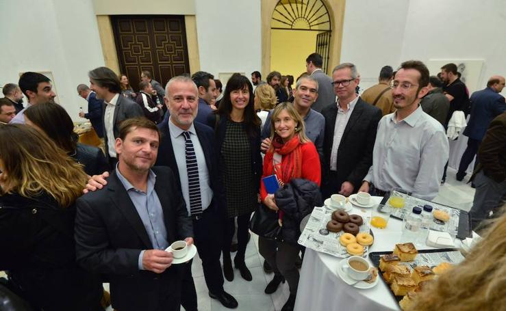 Nueve propuestas para hacer la Murcia inteligente