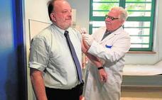 Comienza la vacunación frente a la gripe