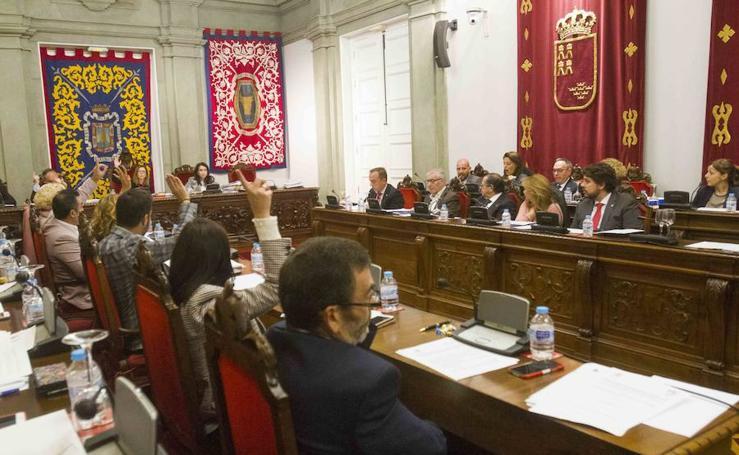 El Ayuntamiento de Cartagena pagará 1,5 millones de euros de indemnización por expropiaciones en el casco histórico