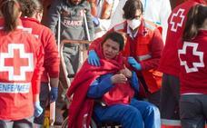 Cruz Roja advierte de que la llegada de pateras «no va a cesar»
