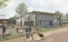 Una alumna de la UPCT idea un refugio junto al Segura para animales abandonados y personas en riesgo de exclusión