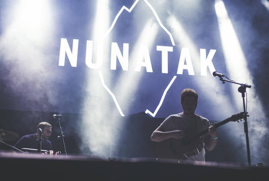 MGMT, La Casa Azul y Nunatak, en el Welcome 2018
