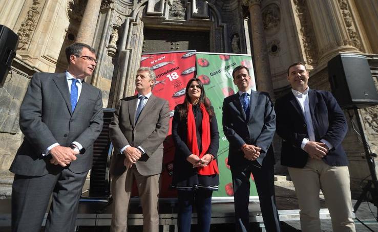 Murcia Gastronómica amplía su espacio en mil metros y tendrá 70 expositores