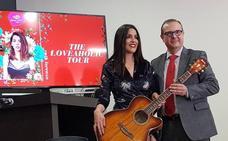 Ruth Lorenzo concluye su gira, The Loveaholic, en ElPozo Alimentación