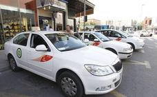 Murcia tendrá una tarifa plana para los trayectos en taxi al aeropuerto de Corvera