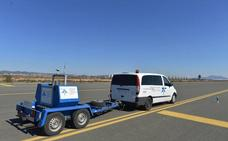 Ocho empresas de la Región se reparten varios contratos en el nuevo aeropuerto