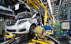Caen un 6,6% las ventas de coches en octubre, sobre todo los diésel