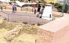 El Ayuntamiento de Puerto Lumbreras pide ayuda a la Consejería de Cultura para restaurar el Castillo de Nogalte