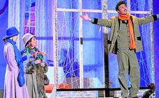 'Bohemios' llega al escenario de El Batel
