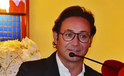 El actor murciano Carlos Santos presentará la gala del Concurso de Bandas Sonoras Juan Gil