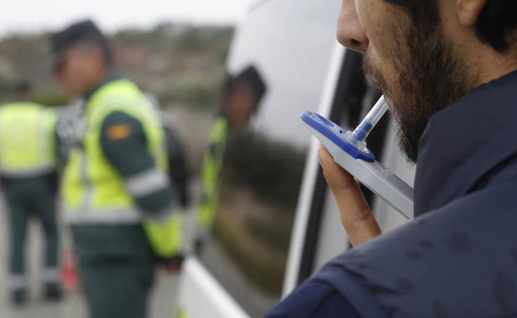 La DGT aumenta los controles de tráfico en las carreteras convencionales de la Región