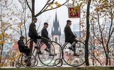 Carrera de biciclos