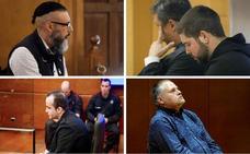 ¿Quiénes son otros los cuatro criminales condenados a prisión permanente revisable en España?