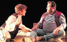 'El viajero', con versos de Machado, inicia gira en el Nuevo Teatro Circo