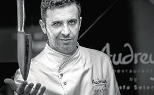 Rafa Soler: «Todo actor quiere un Oscar y todo cocinero quiere una estrella Michelin»