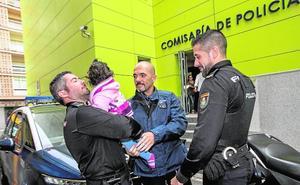 Tres policías, tres minutos, una vida