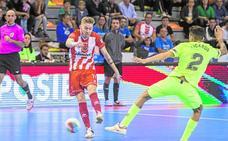 El Jimbee se juega la Copa con Segovia, Levante y Peñíscola
