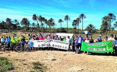 Piden a la Comunidad «mayor implicación en la protección de las vías pecuarias»