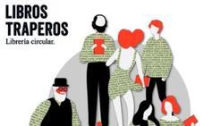 Traperos de Emaús abre su librería circular en el barrio de Santa Eulalia