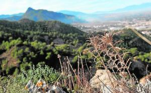 El monte Miravete aspira a sumarse al parque regional