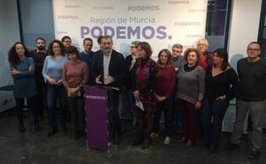 Urralburu volverá a encabezar la candidatura regional de Podemos