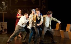 'Los caciques', por Alquibla Teatro