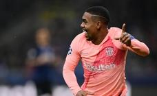 El Inter-Barcelona, en imágenes