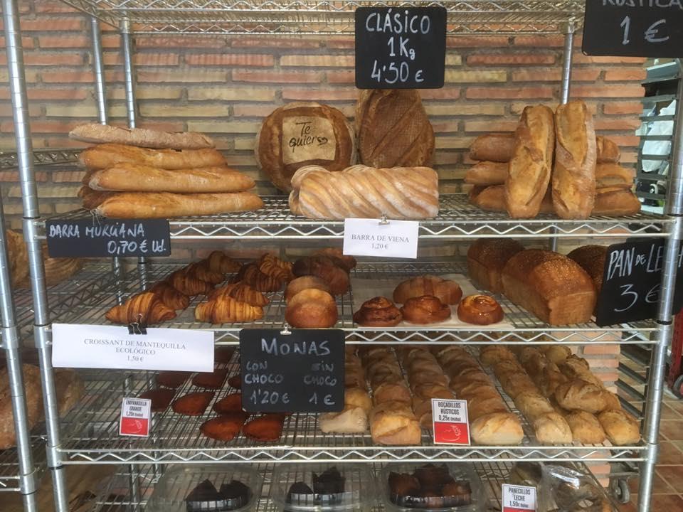 Dos panaderías murcianas, entre las mejores de España