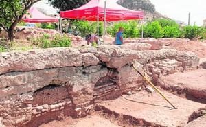 Las excavaciones señalan que el Rey Lobo levantó el Castillejo para mostrar su poder