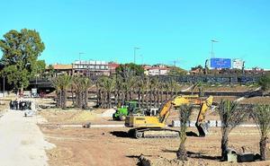 Más de 1.500 árboles formarán un pulmón verde entre el Segura y el Malecón