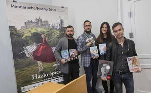 Arrancan los Premios Mandarache y Hache 2019 con la novela gráfica y el cómic como protagonistas